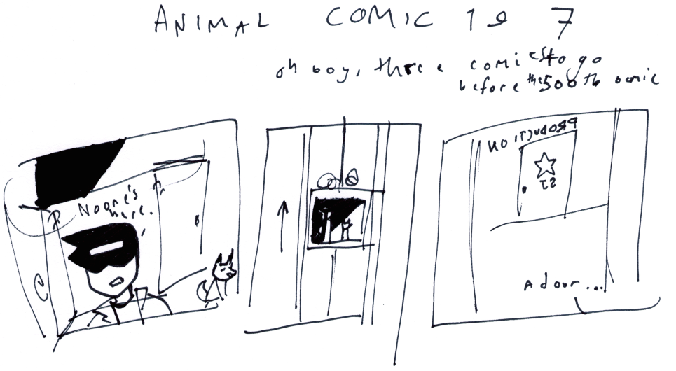 Animal Comic 197