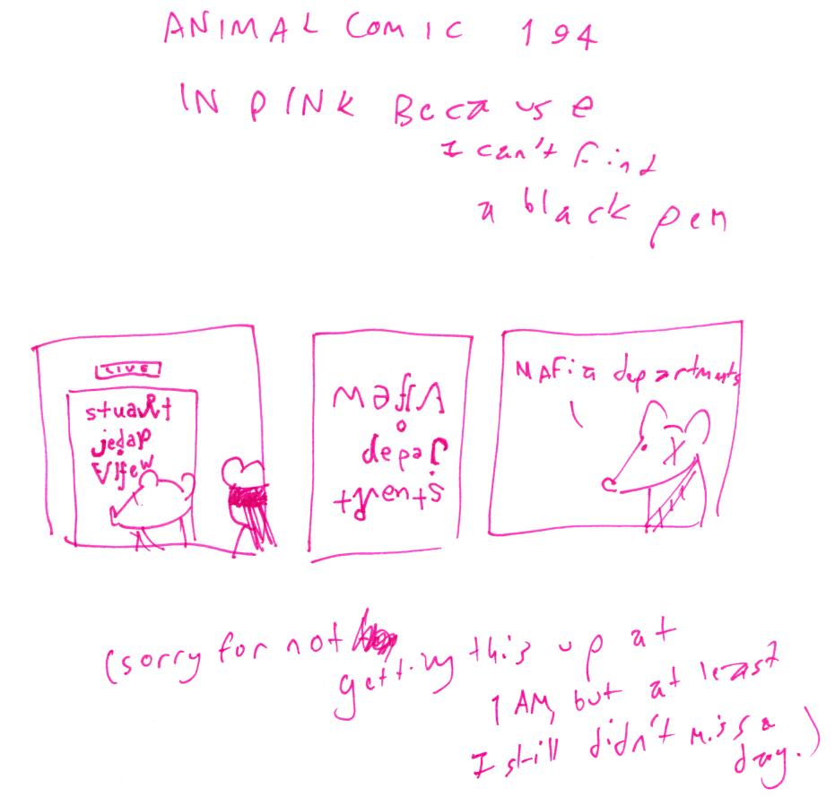 Animal Comic 194