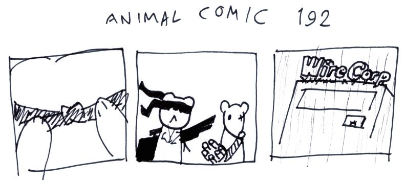 Animal Comic 192