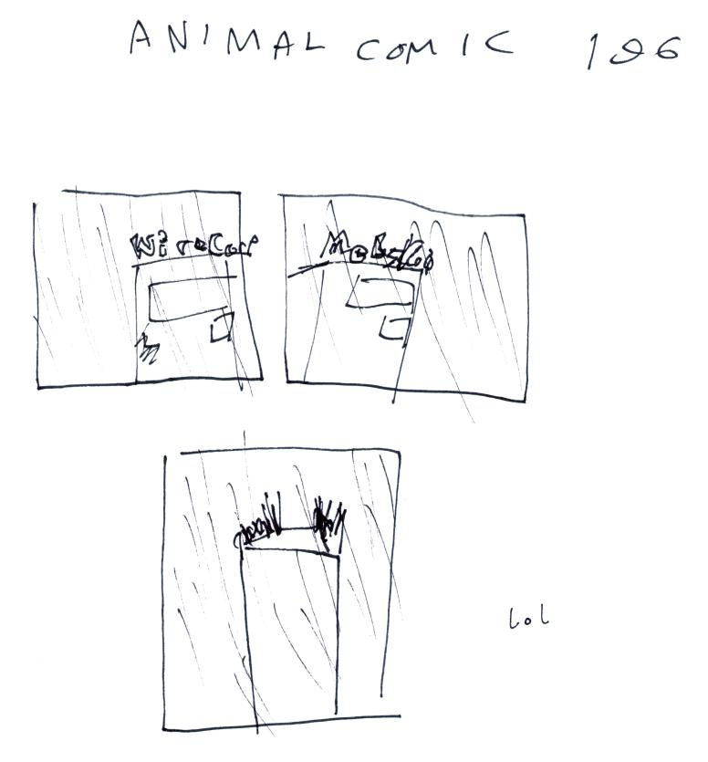Animal Comic 196
