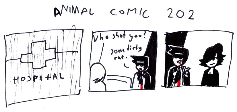 Animal Comic 202