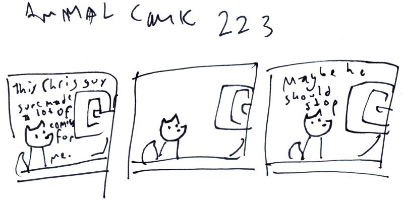 Animal Comic 223