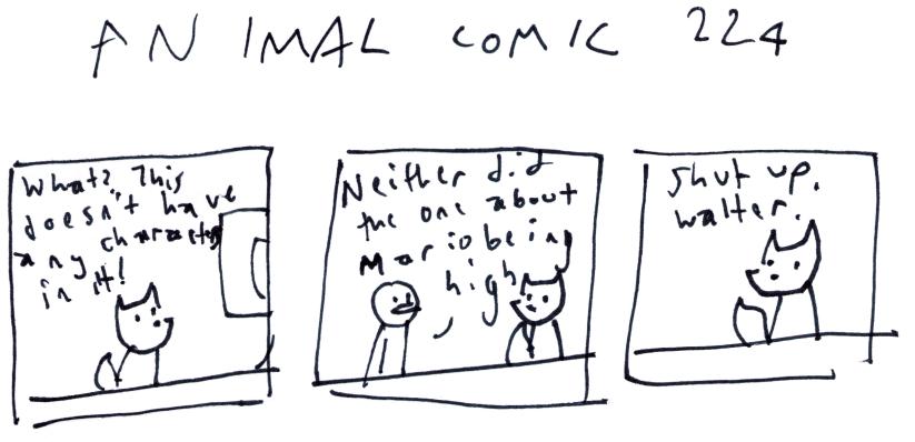 Animal Comic 224