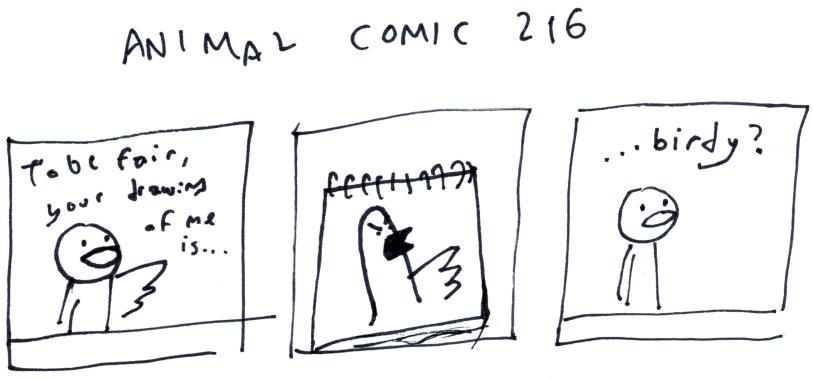 Animal Comic 216