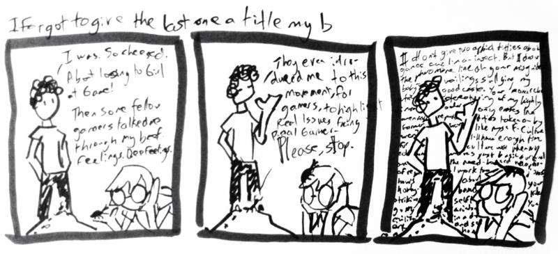 Guest Webcomic by Schazer