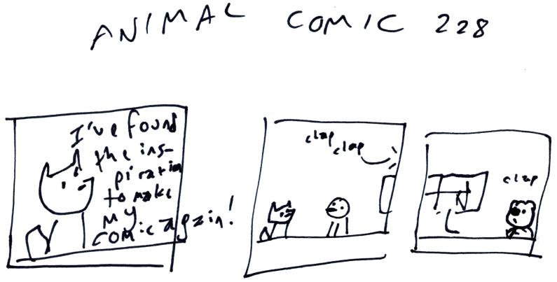 Animal Comic 228