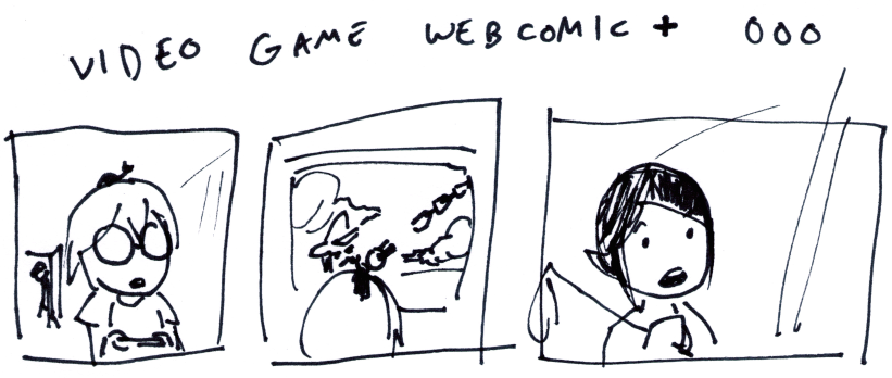 Video Game Webcomic+ 000