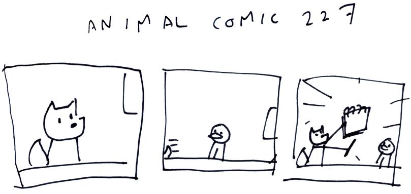 Animal Comic 227