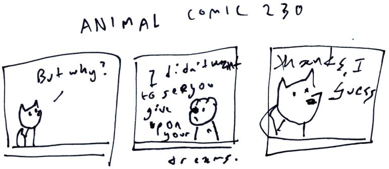 Animal Comic 230