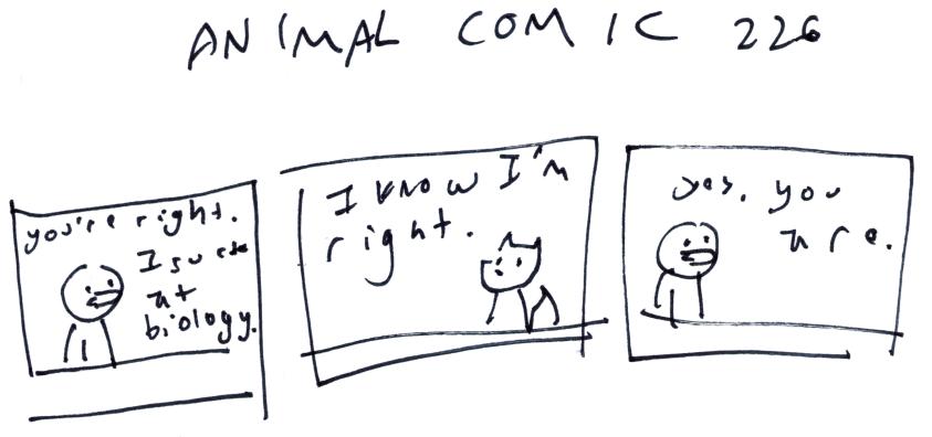 Animal Comic 226