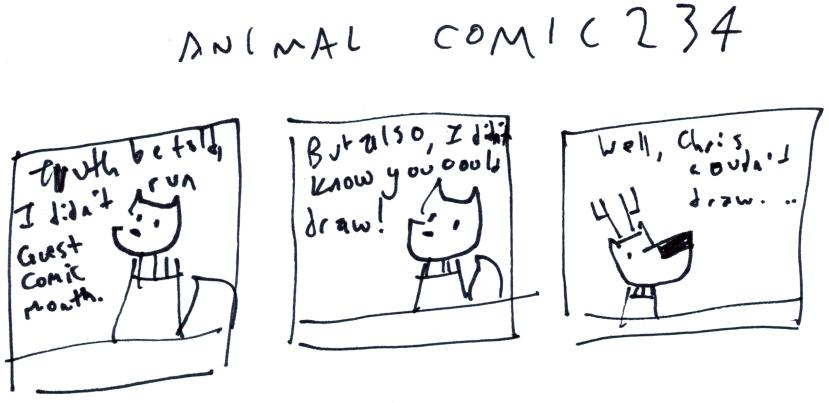 Animal Comic 234
