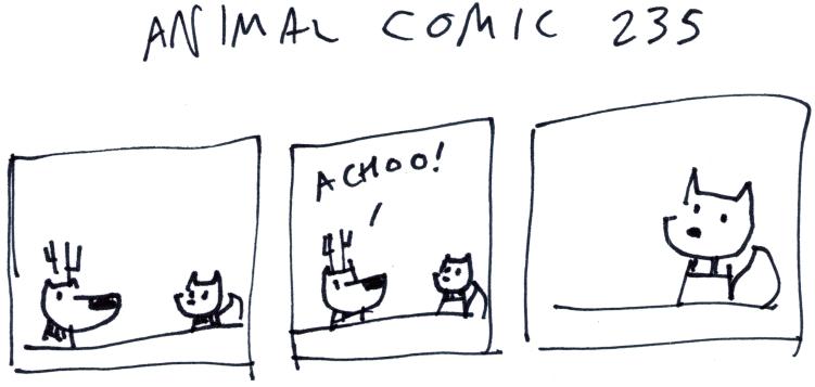 Animal Comic 235