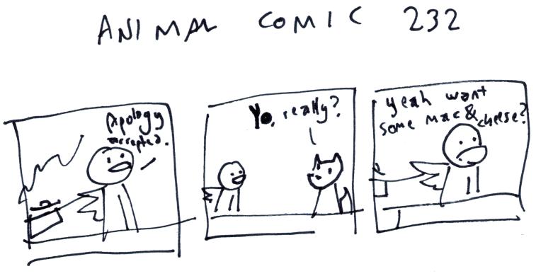 Animal Comic 232