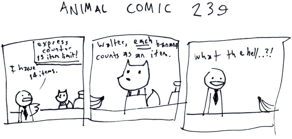 Animal Comic 239
