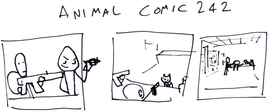 Animal Comic 242