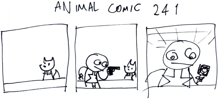 Animal Comic 241