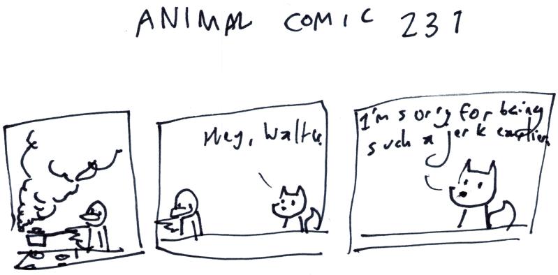 Animal Comic 231
