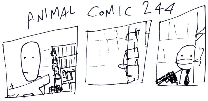 Animal Comic 244