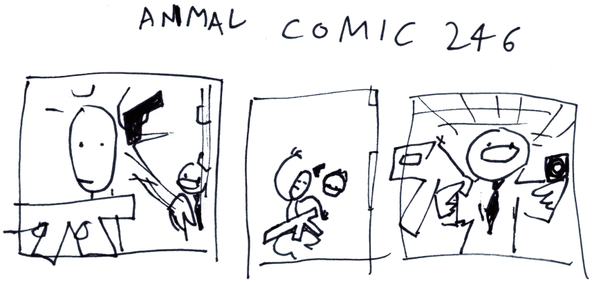 Animal Comic 246
