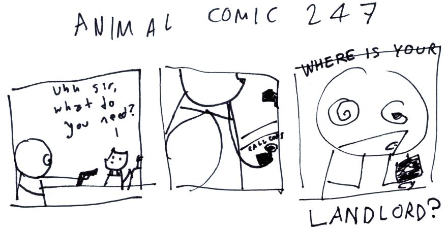 Animal Comic 247