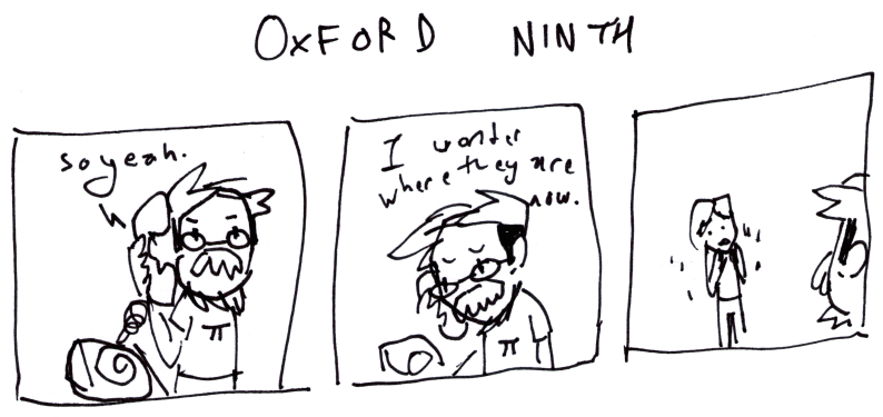 Oxford Ninth