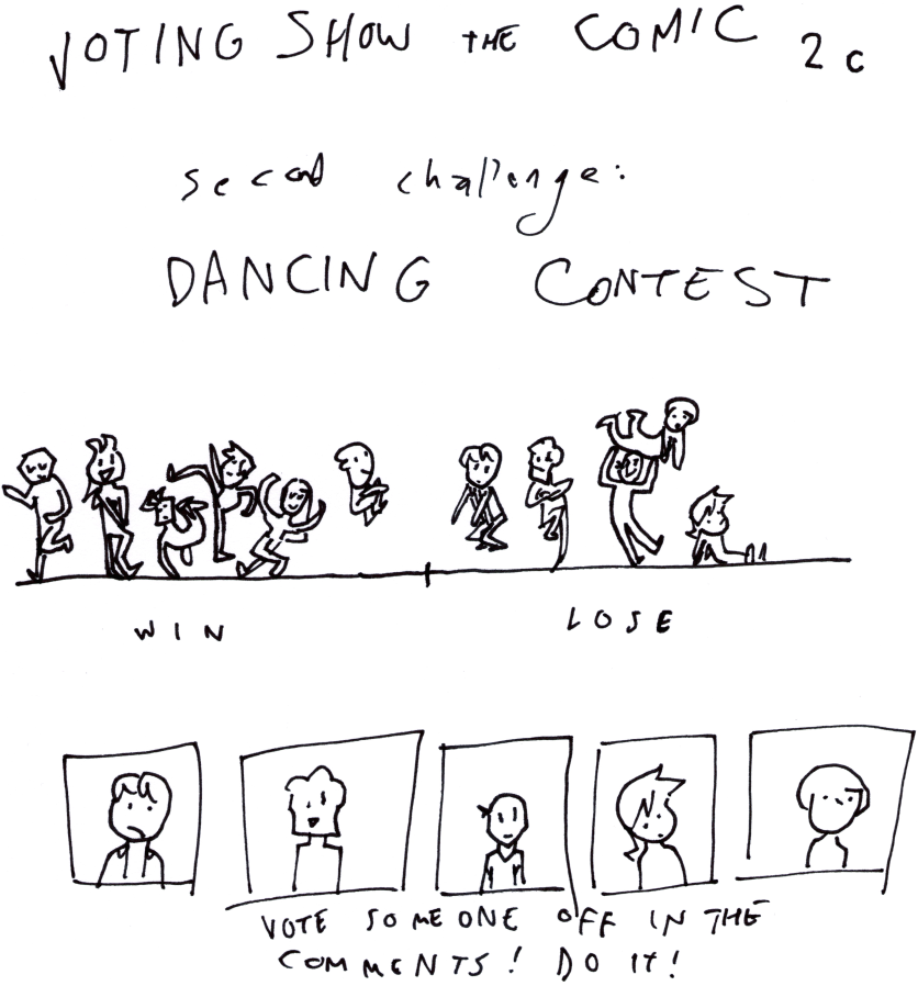 Voting Show the Comic 2c
