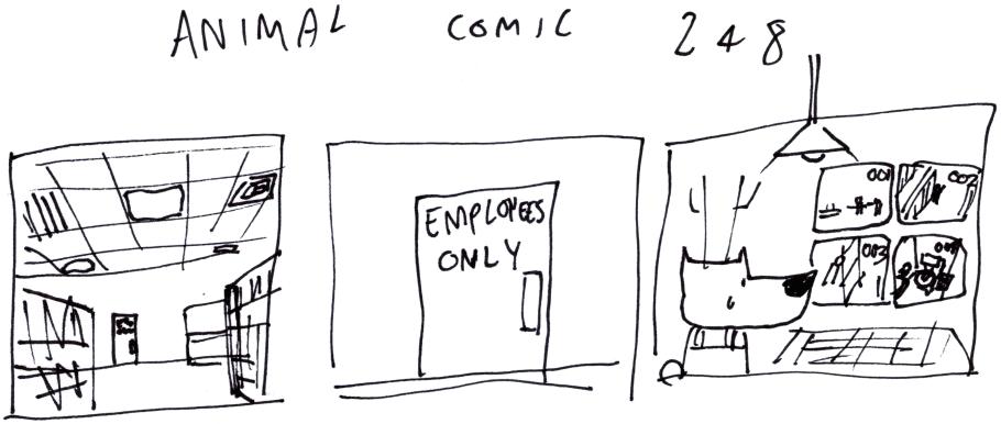 Animal Comic 248
