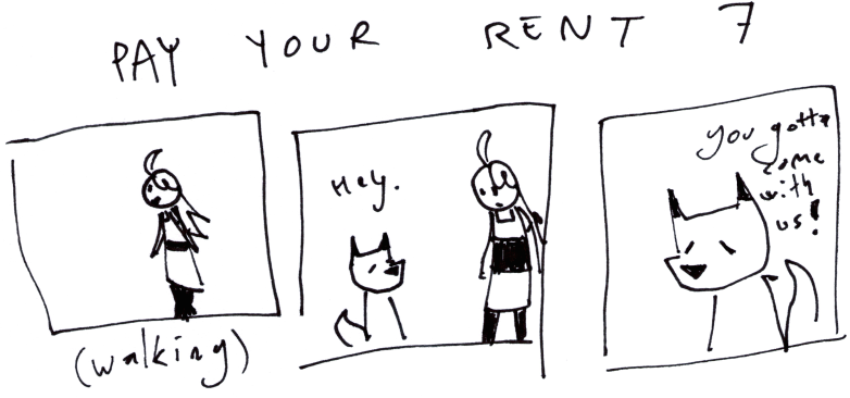 Pay Your Rent 7