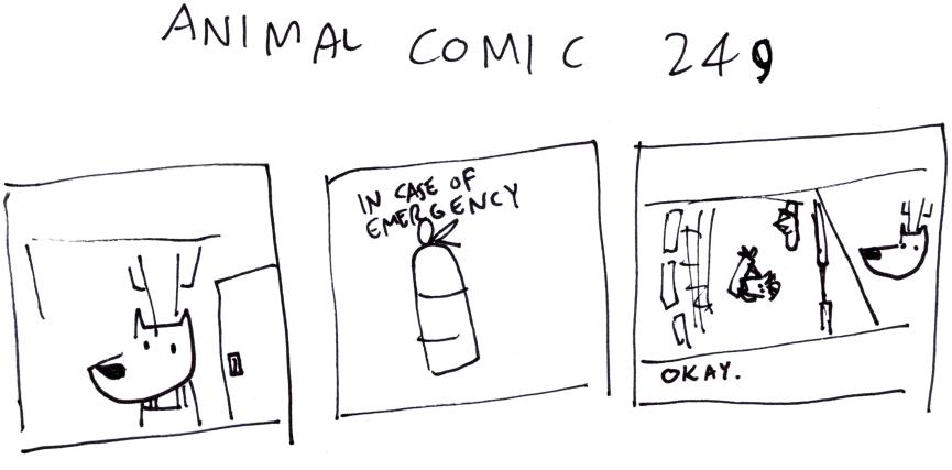 Animal Comic 249