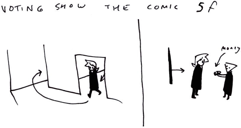 Voting Show the Comic 5f