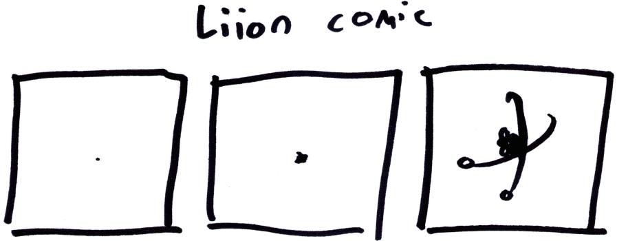 Li ion Comic