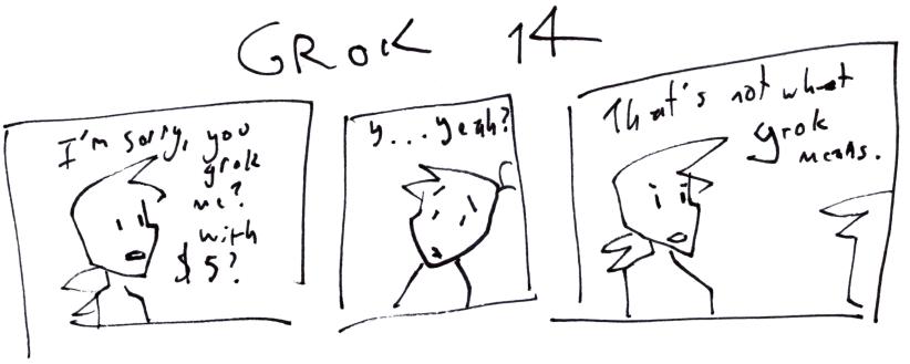 Grok 14