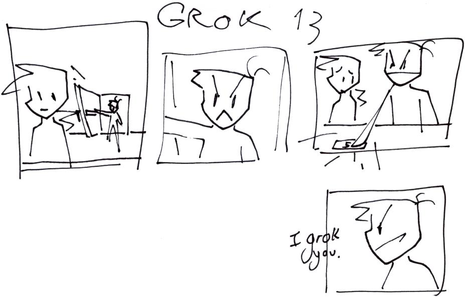 Grok 13