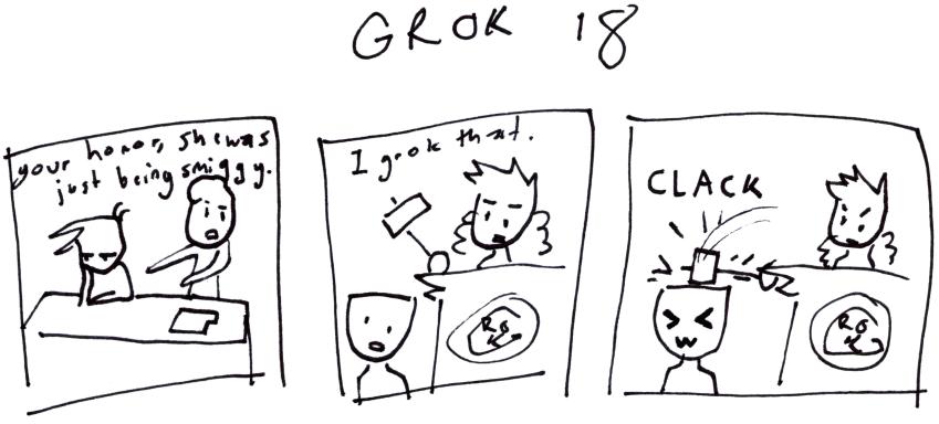 Grok 18