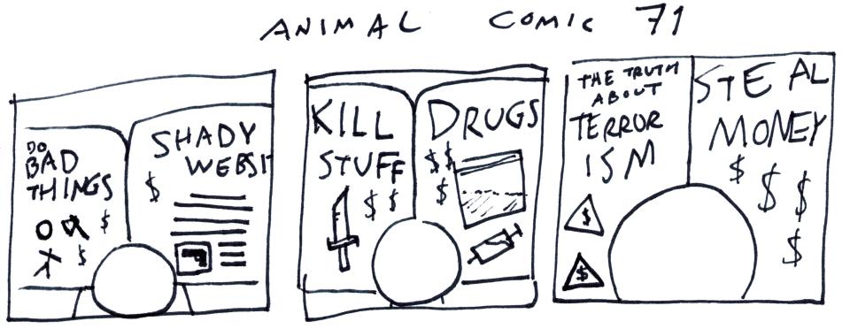 Animal Comic 71