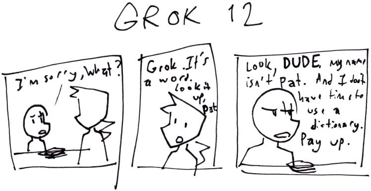 Grok 12