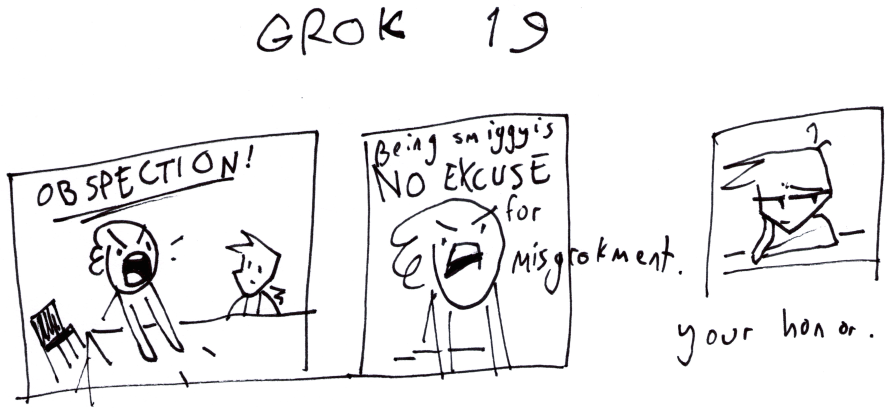 Grok 19