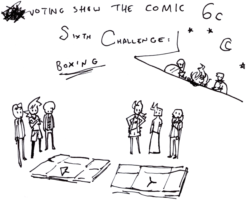 Voting Show the Comic 6c