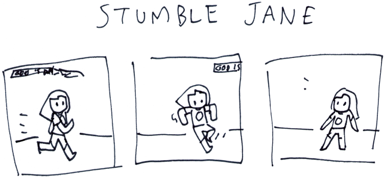 Stumble Jane
