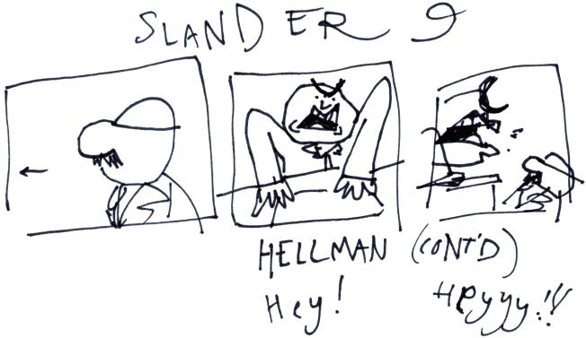 Slander 9