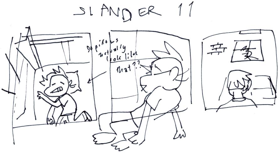 Slander 11