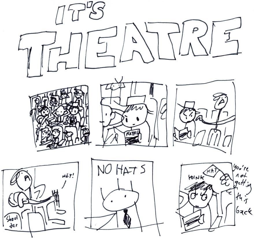 It's Theatre