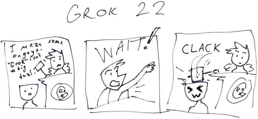 Grok 22