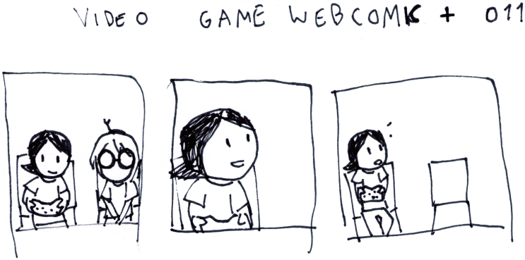 Video Game Webcomic+ 011