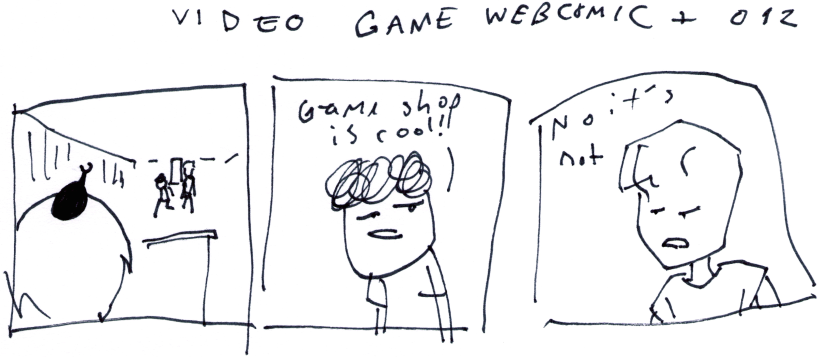 Video Game Webcomic+ 012