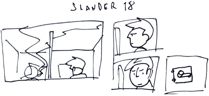 Slander 18