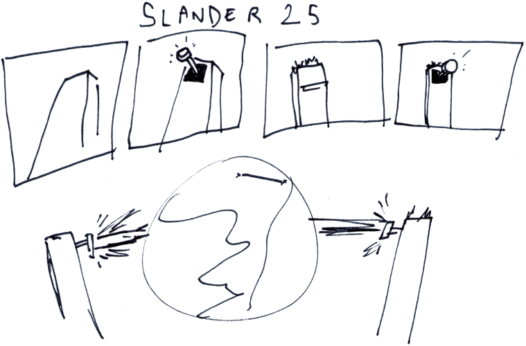 Slander 25