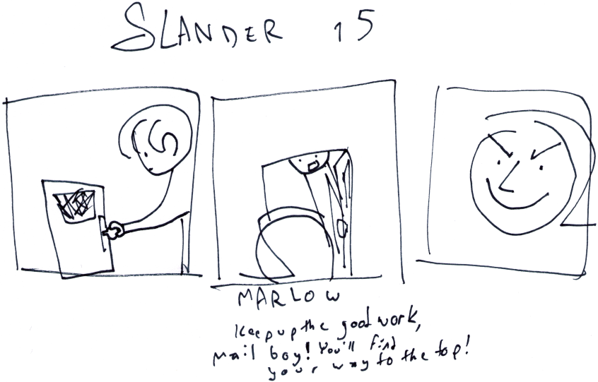Slander 15