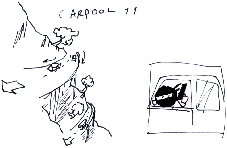 Carpool 11