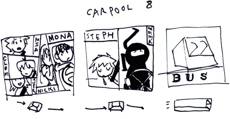 Carpool 8